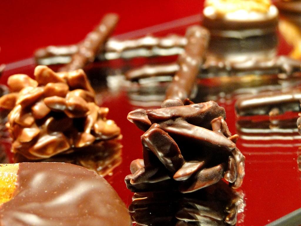 美は食から成る?!~チョコレートのはなし~